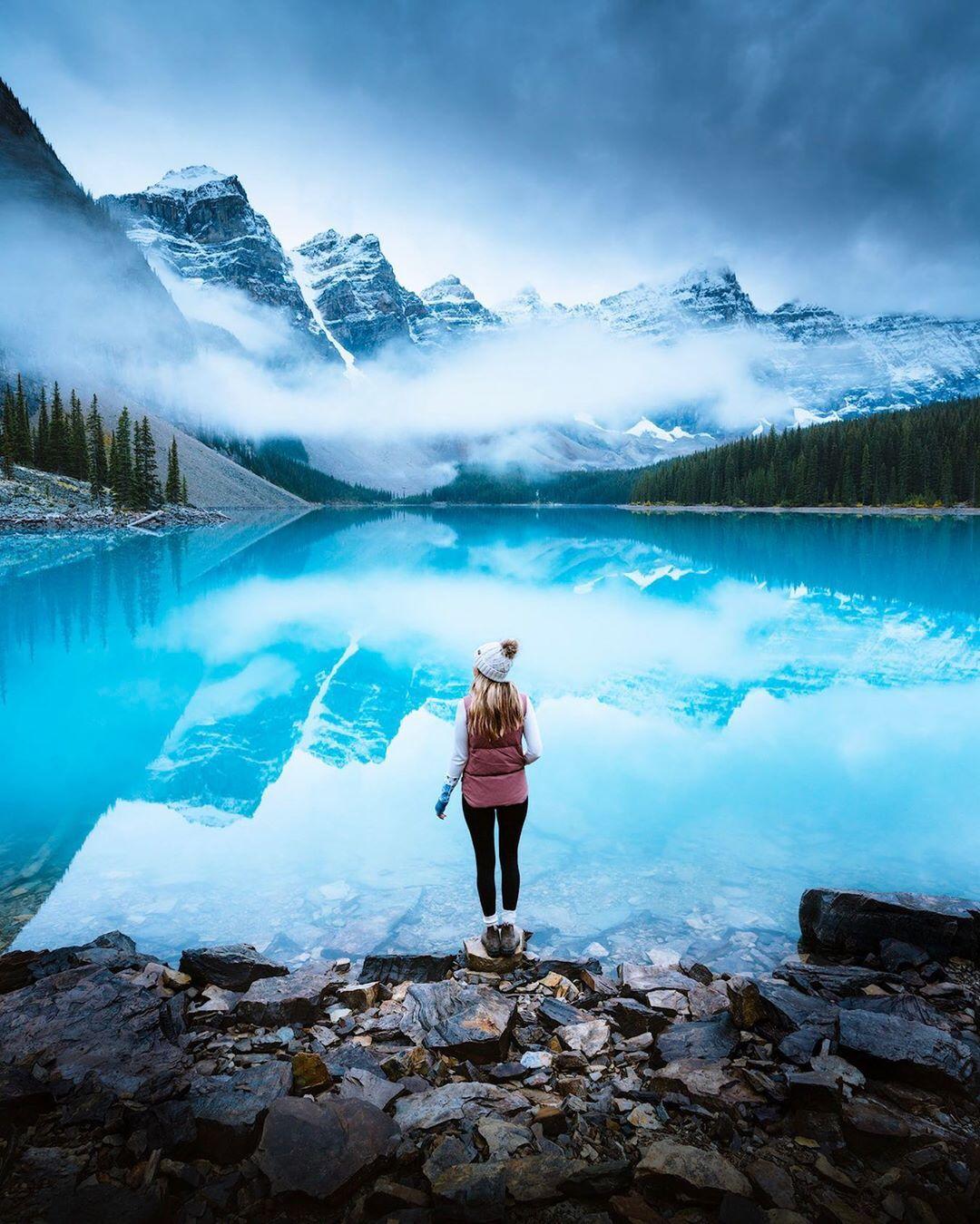 Фотопейзажи из путешествий Мэттью Хэннела пейзажи,природа,тревел-фото