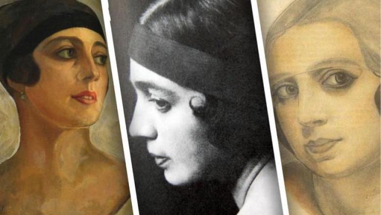 Маргарита Коненкова, Вера Судейкина и другие жены художников, чьи имена связывают с Булгаковым, Эйнштейном, Стравинским.
