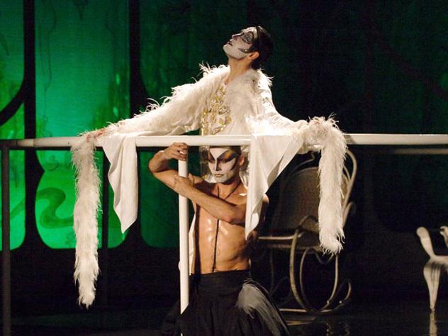 «Служанки» принесли Роману Виктюку славу кумира богемы