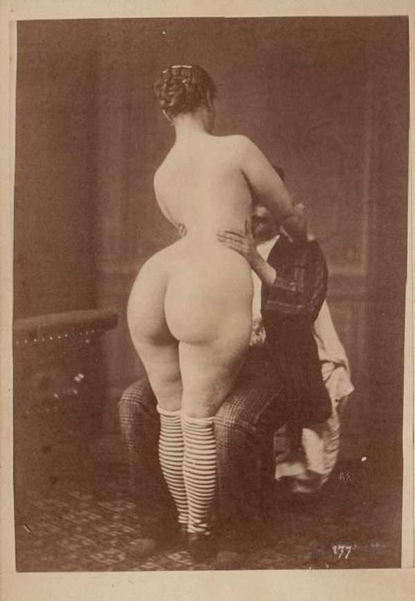 Эротическая открытка, 1880-е. было, история, фото