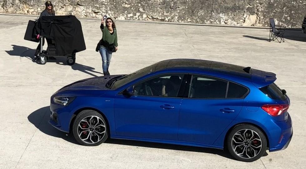 Новый Ford Focus: первое фото без маскировки