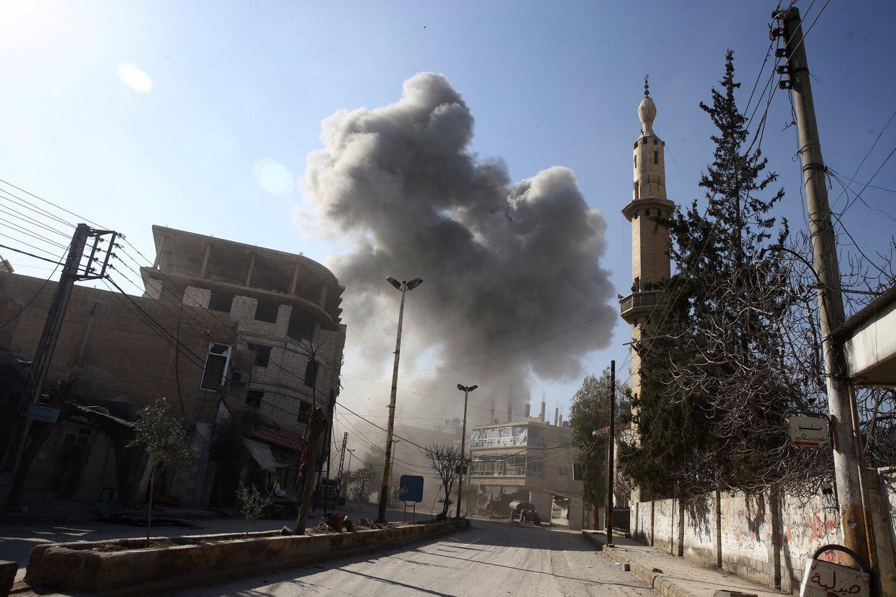 Виртуальная политика: почему Вашингтон критикует действия РФ и Ирана в Сирии