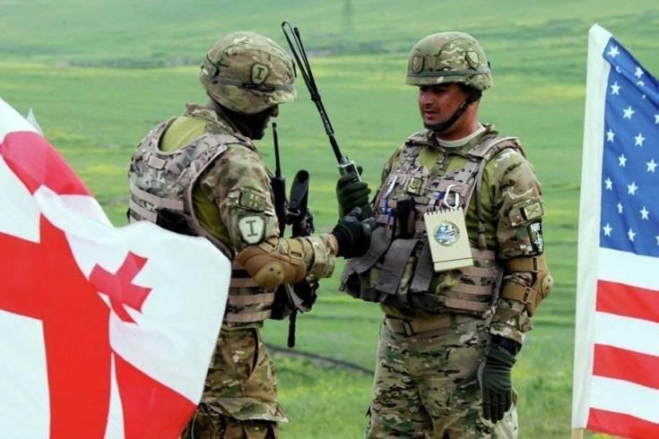 Москве грозит новый закавказский фронт? Грузии сулят членство в НАТО