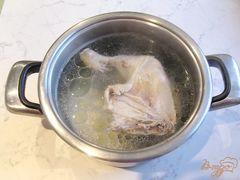 «Харчо из курицы» - приготовления блюда - шаг 2