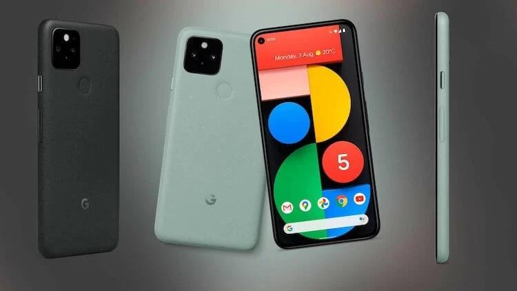 Неанонсированный смартфон Google Pixel 5a предстал на «живых» фото новости,обсуждение,смартфон,статья