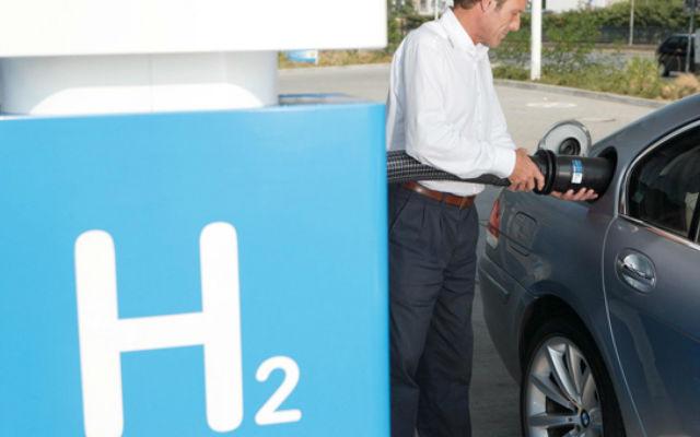 Автомобили на водородном топ…