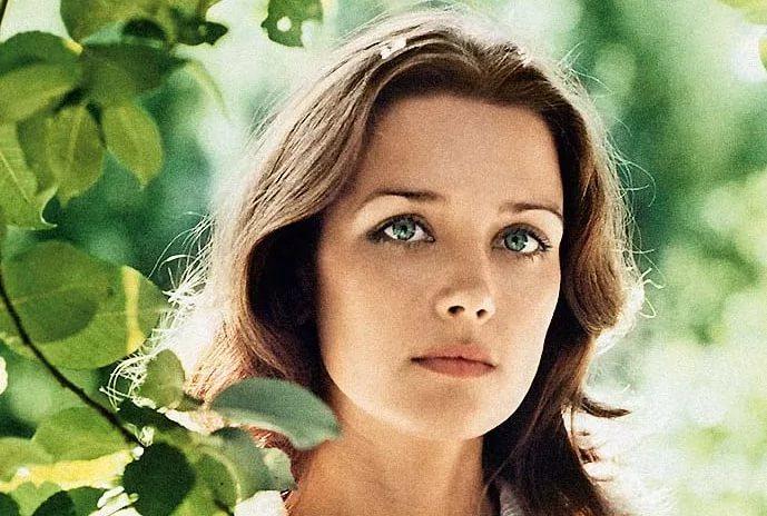 Ирина Алфёрова: первая красотка советского кино