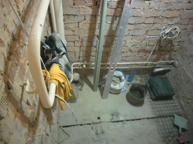 Совмещенный санузел, ремонт за 25 дней