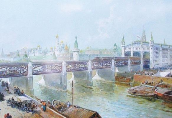 Как еще в царской России хотели построить метро