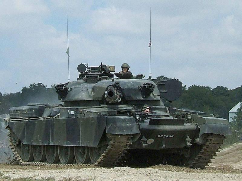 Британские стальные монстры: взгляд изнутри оружие,танки