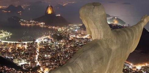К олимпиаде в Рио-де-Жанейро установили энергоэффективные светодиодные светильники
