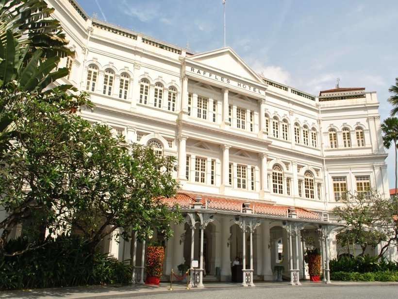 Как выглядели самые знаменитые отели в истории, и что с ними сейчас авиатур