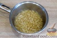 Фото приготовления рецепта: Паштет из фасоли, с мёдом и семенами льна - шаг №3
