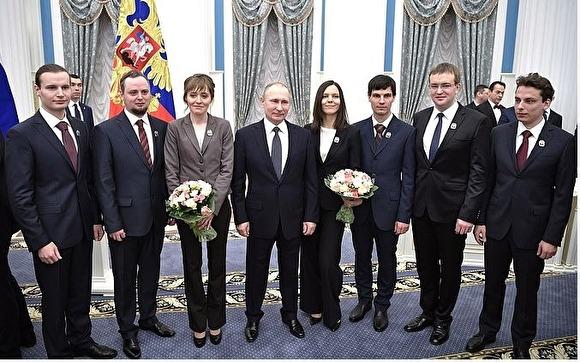 Путин заявил, что прекрасное будущее России неизбежно