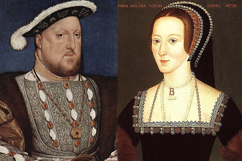 «Мне сердце разбили кровавые дни»: Как Генрих VIII казнил любовь всей своей жизни Анну Болейн