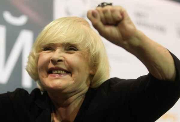 Пережившая ужасы «советской оккупации» Ада Роговцева призвала украинцев спасаться от РФ в НАТО