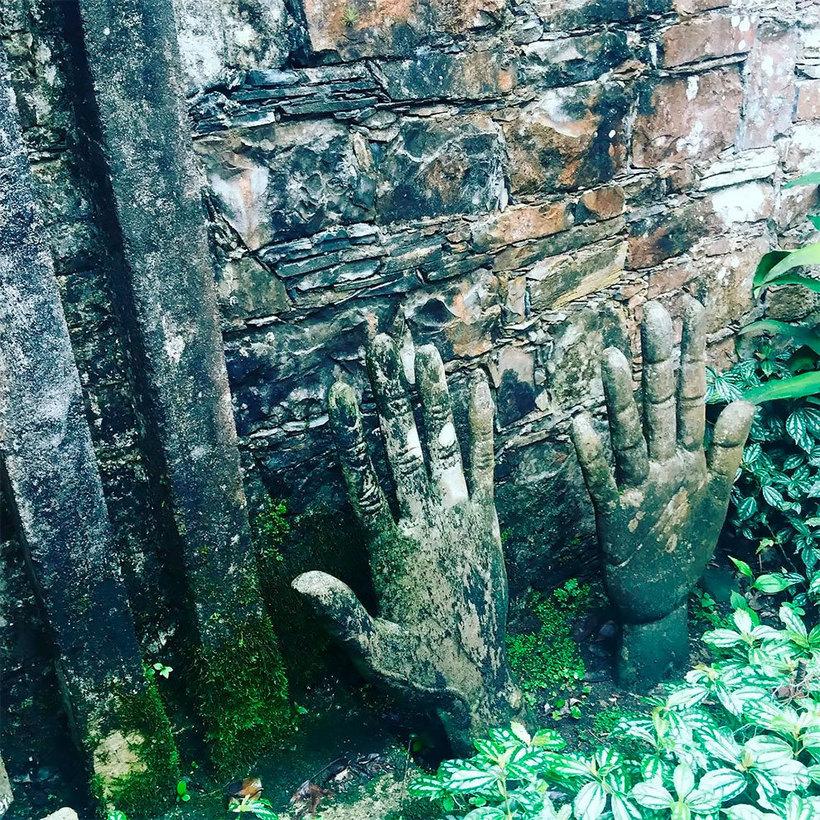 Лас-Посас: сюрреалистическая страна чудес посреди мексиканских джунглей природа,Путешествия,фото