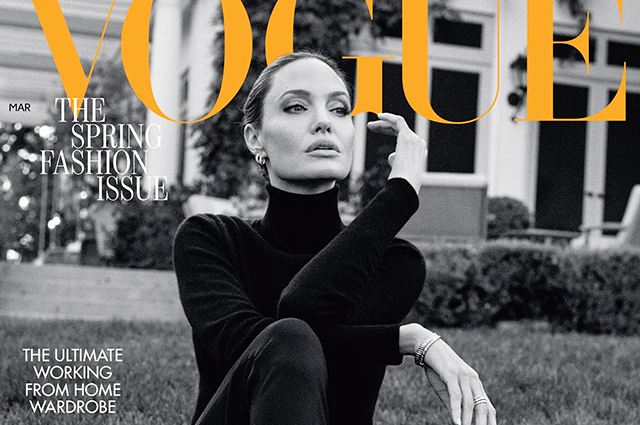 """Анджелина Джоли о тяжелом времени после развода с Брэдом Питтом: """"Я восстанавливаю нашу семью"""""""