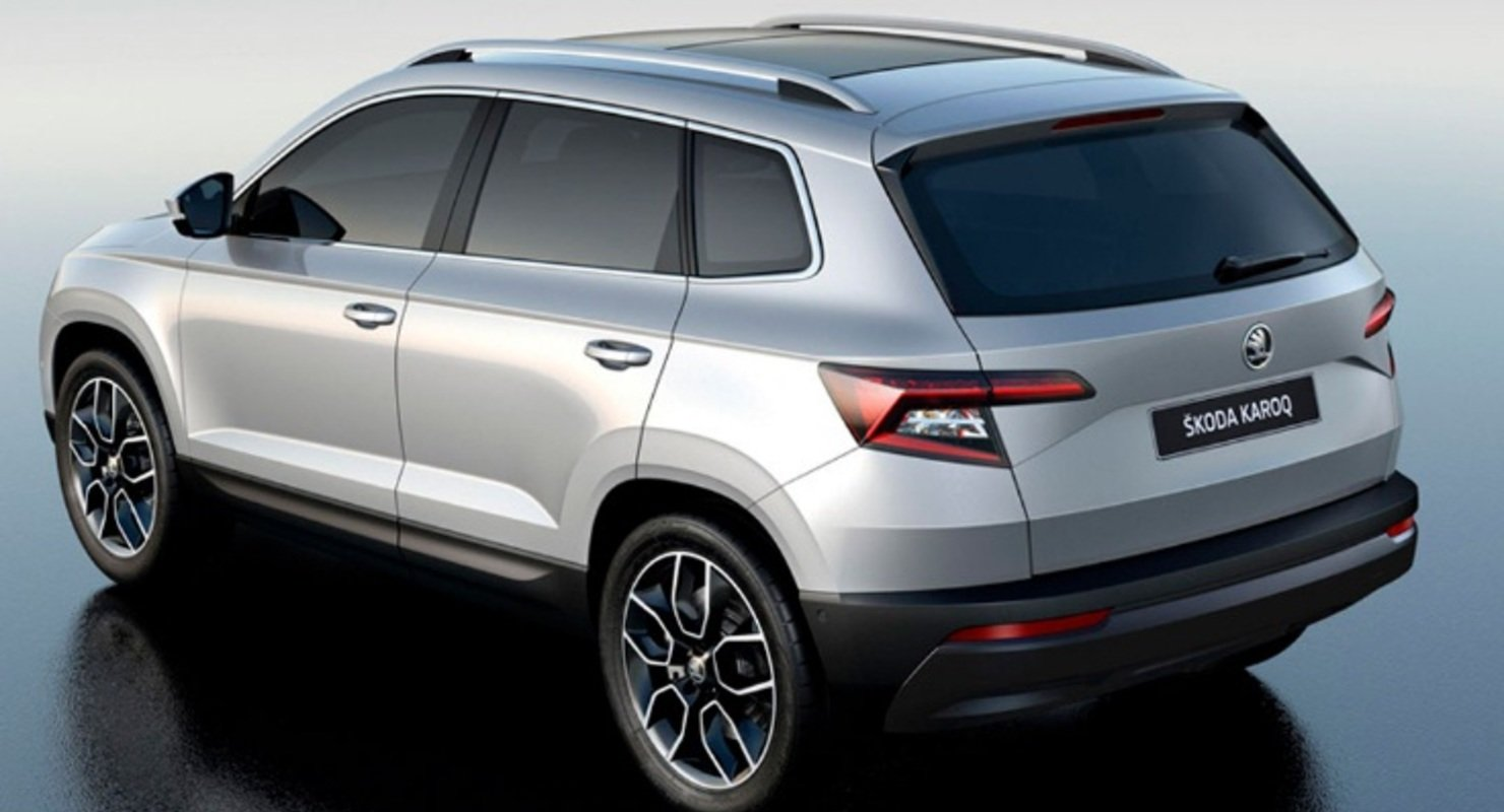 Обновленный кроссовер Skoda Karoq появится в России во второй половине 2021 года Автомобили