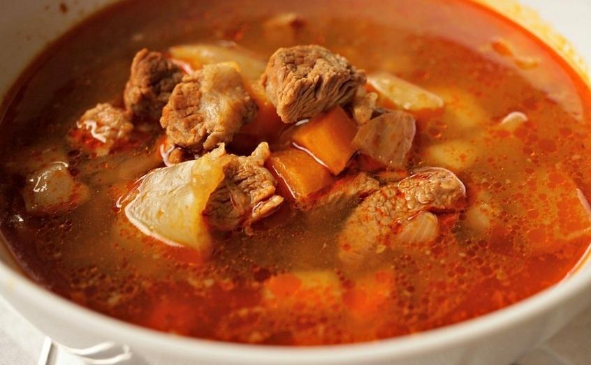 Бограч – рецепт венгерского супа