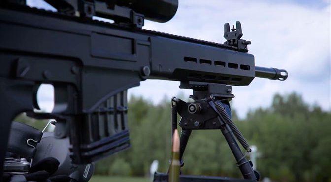 СВЧ: что собой представляет ультрасовременная винтовка для российских снайперов