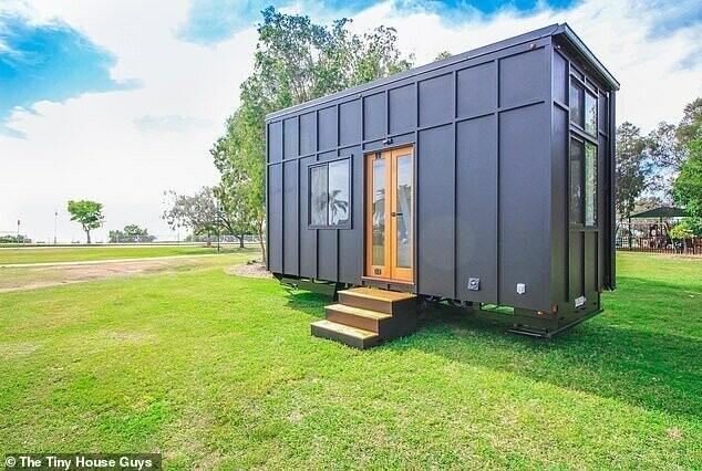 Австралийская компания строит доступное жилье из самолетов жилье,ремонт и строительство,технологии