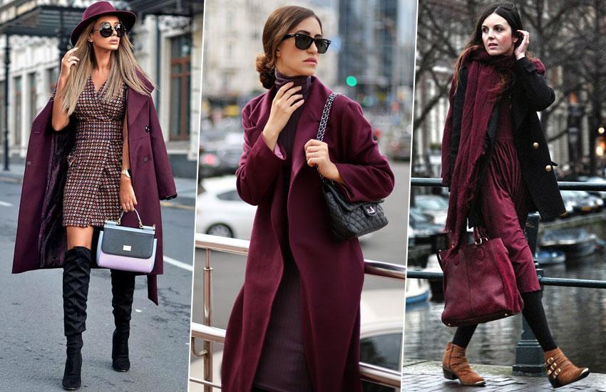 красный цвет стиль мода тренды осень зима 2019 2020 советы стилиста