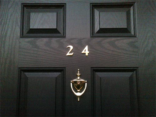 Что означает номер вашей квартиры?