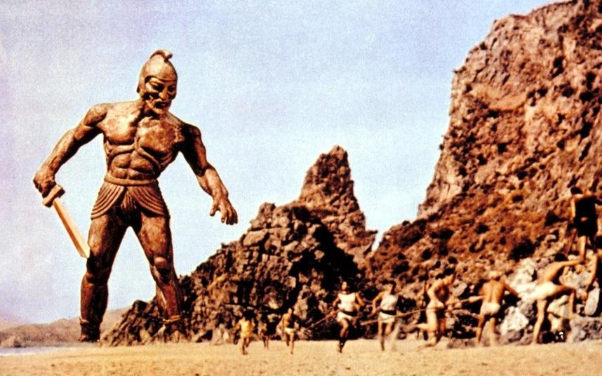 Откуда роботы в Древней Греции?