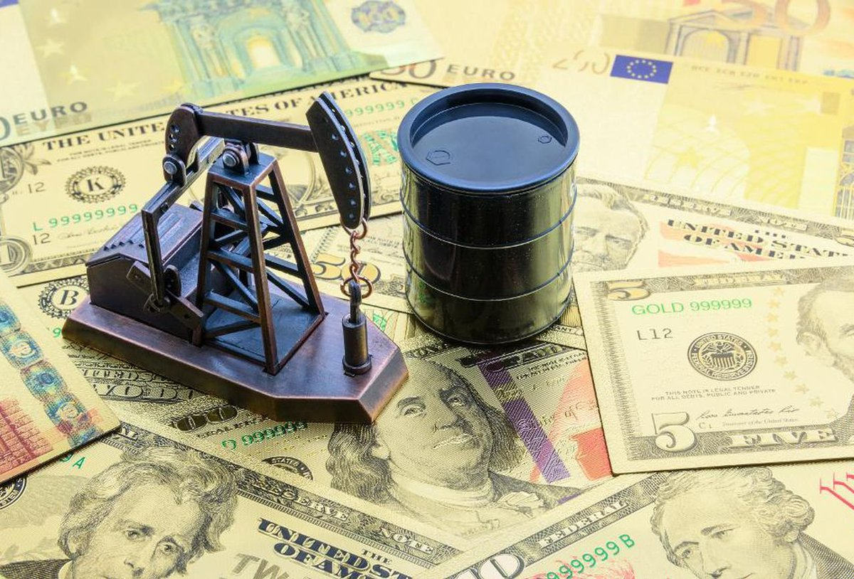 Нефть деньги картинка