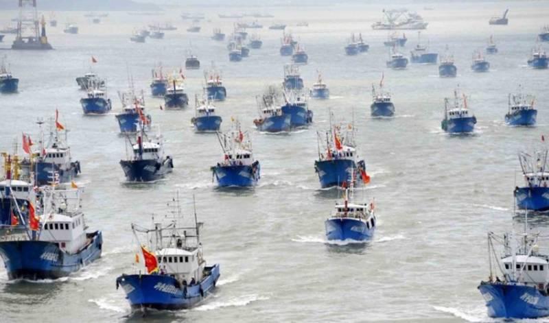 Китай на пути к мировому господству: «тёмный флот» вмф