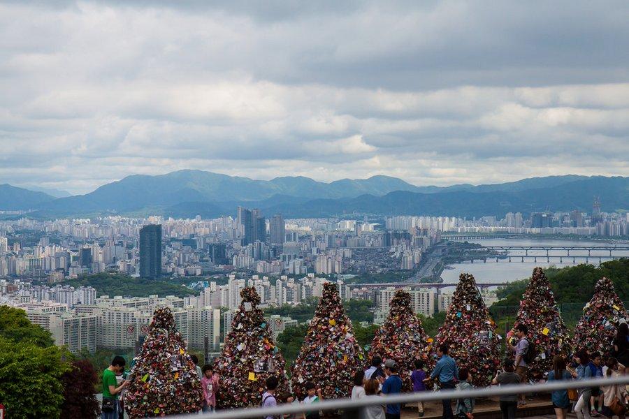 Южная Корея. Жизнь и работа