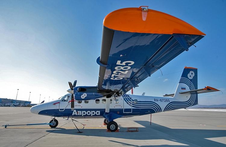 Приморчане продолжают выбирать имя для третьего самолета малой авиации