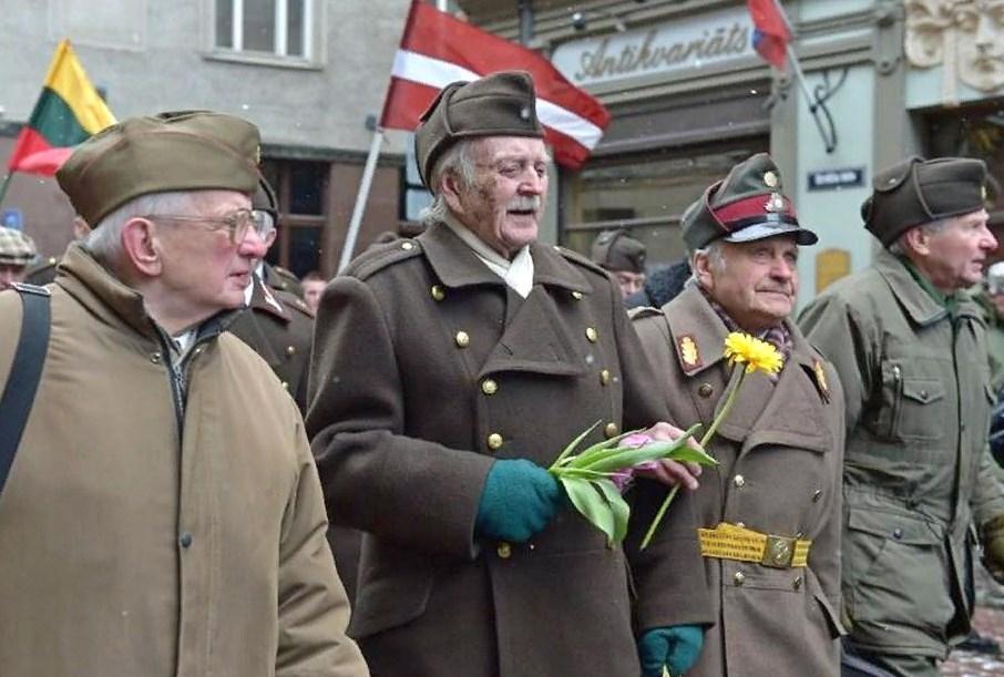 Российская сторона заявила о попытках стран Прибалтики обелить фашизм