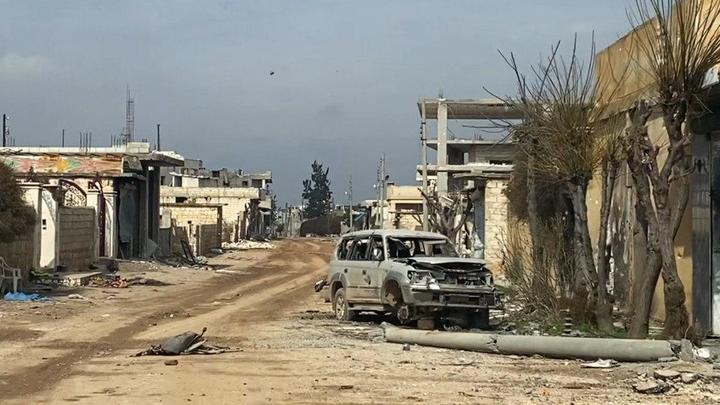 """Идлиб не сдался """"духам-смертникам"""" и туркам: военкор показал фото растерзанного Нейраба сирия"""
