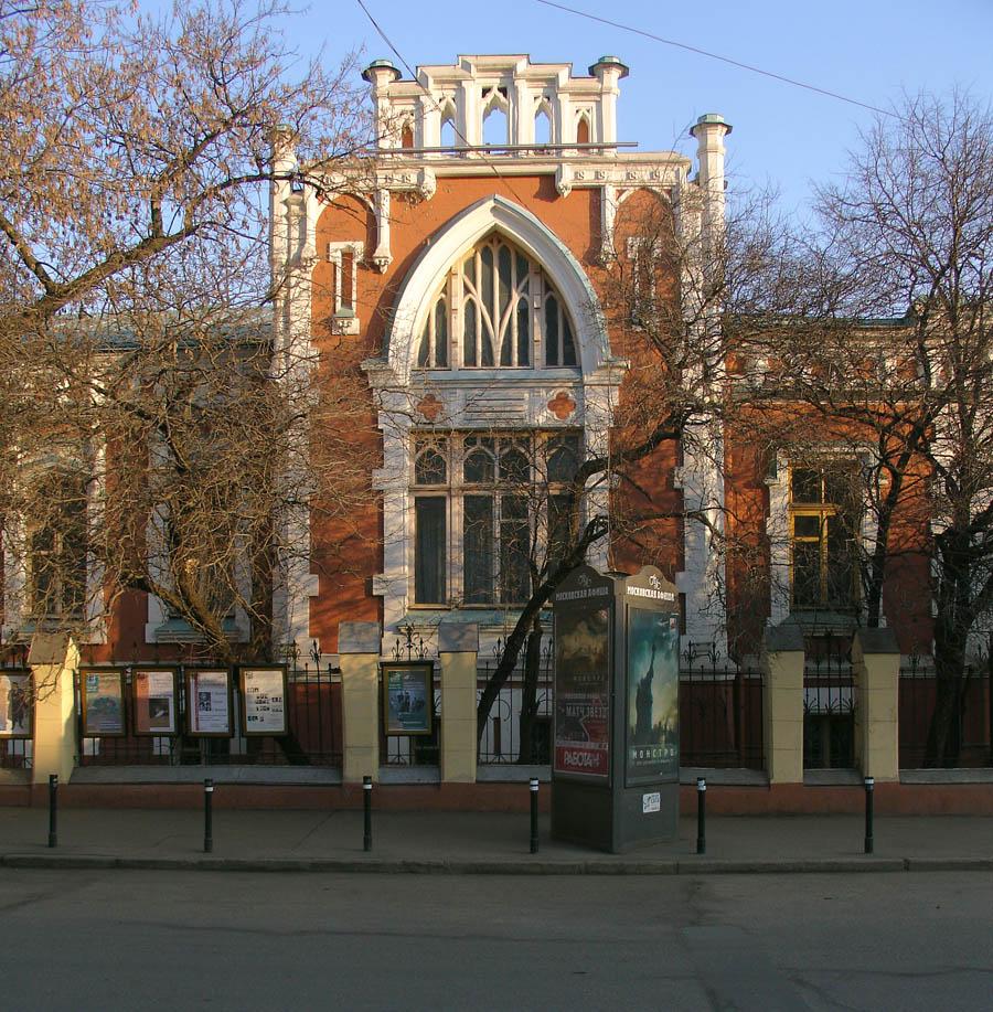 Самые загадочные неоготические особняки старой Москвы