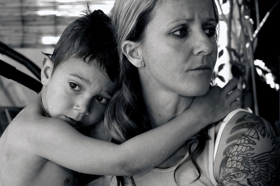 Если ребёнок сильно плачет, …