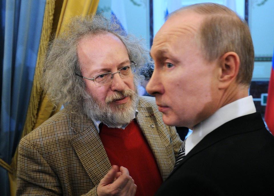 Венедиктов: Путин три раза с…