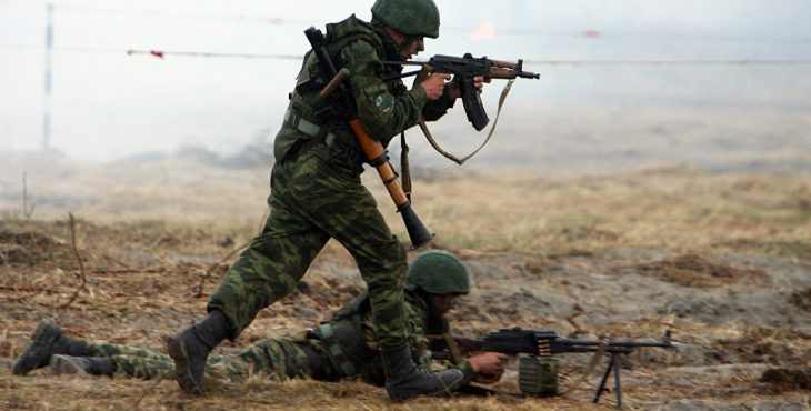Подлинный размах российских учений Запад узнает лишь постфактум