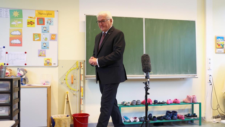 Президент Германии Штайнмайер прибыл вКиев Политика