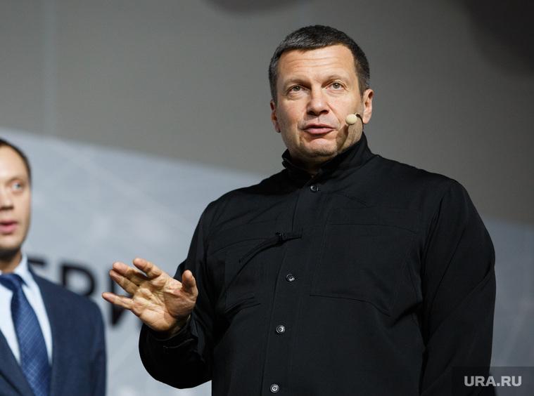 Соловьев вырезал из эфира критику пенсионной реформы