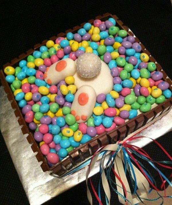 Тортик с попой