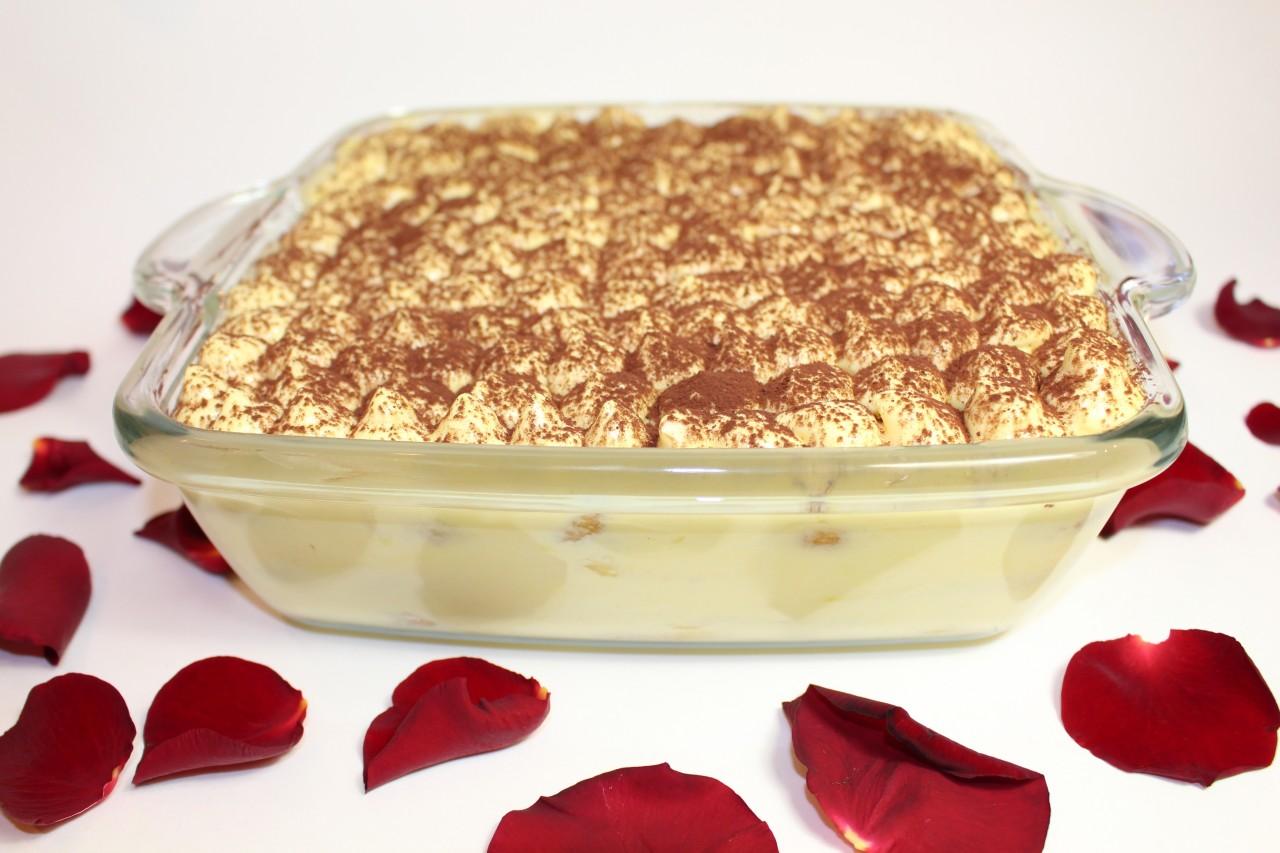 как приготовить тирамису рецепт с фото роза вуали