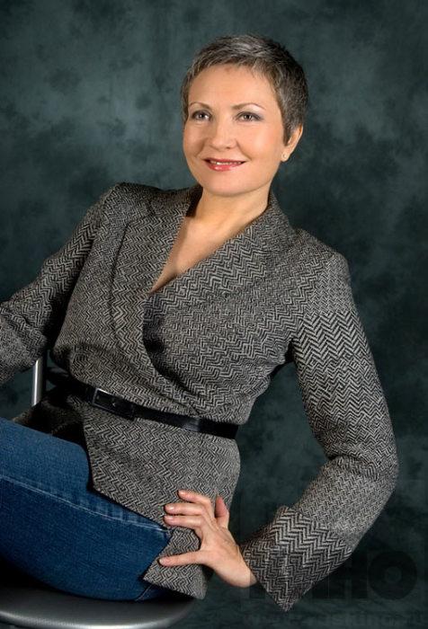 Лилия Гейст (Макеева). / Фото: www.ruskino.ru