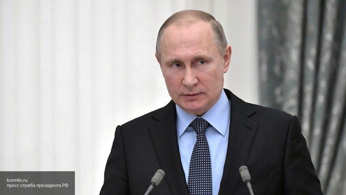 Путин рассказал, что только сирийский народ может определять будущее САР