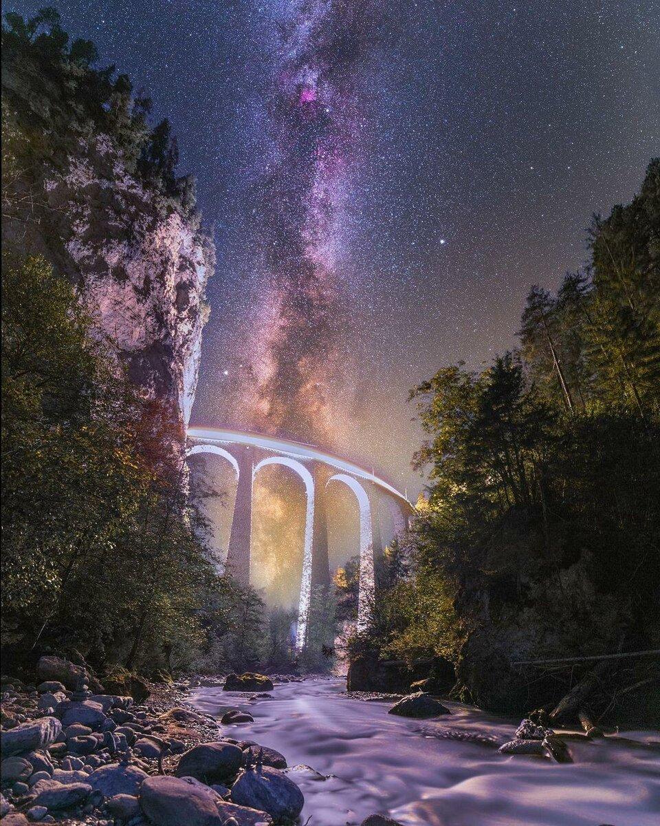 17 завораживающих ночных фото, которые успокоят вас за минуту