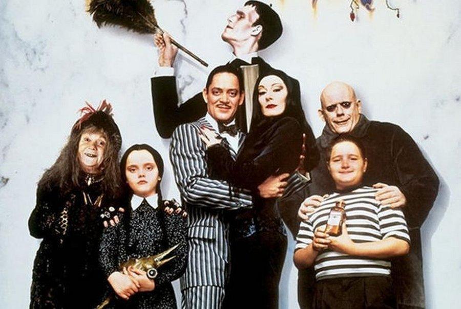 Актеры «Семейки Аддамс» 25 лет спустя