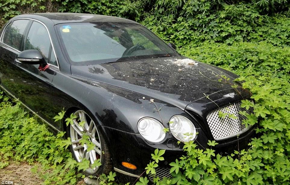 Брошенные авто на миллион долларов