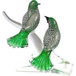 Какая красота! Птицы из стекла. handmake,разное,стекло и керамика