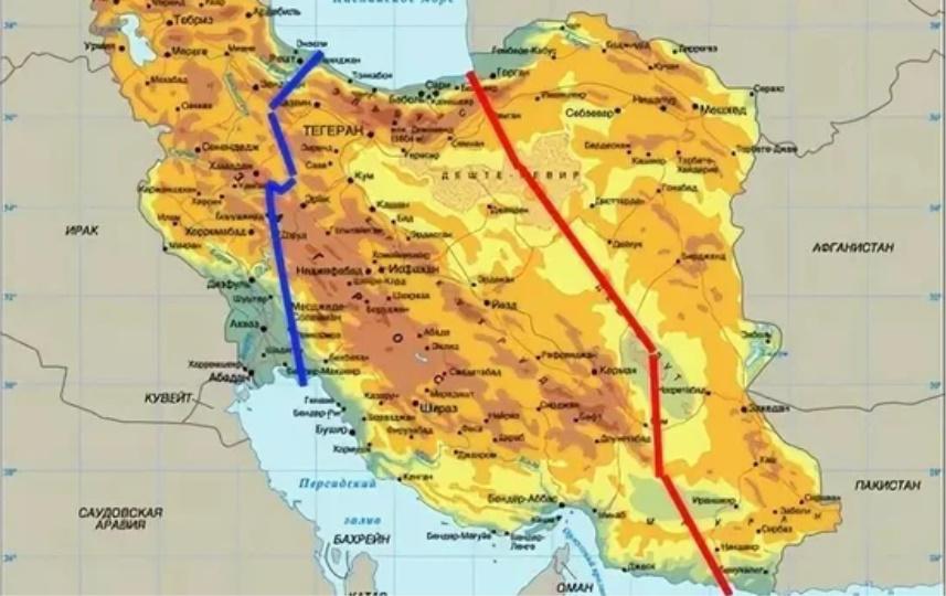 Россия и Иран готовят дешевую альтернативу Суэцкому каналу